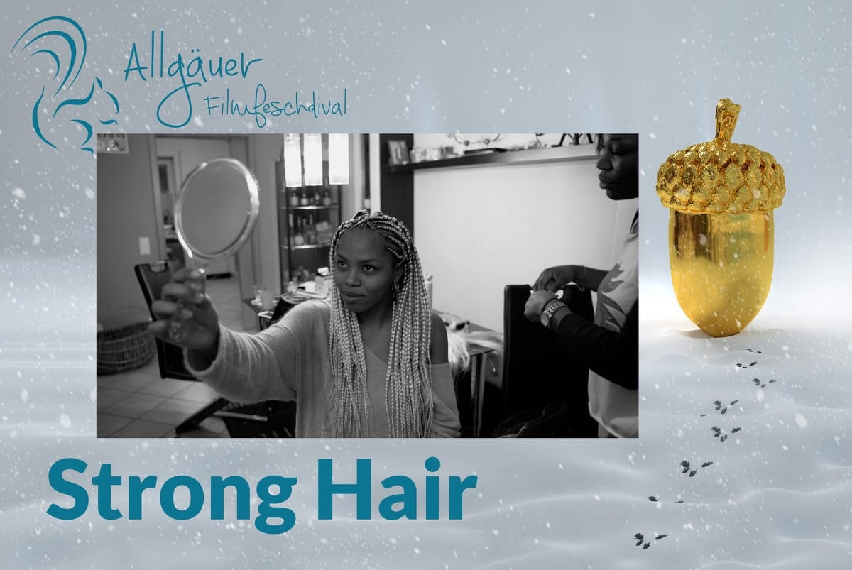 """Der Jury-Preis geht an """"Strong Hair"""""""